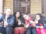 Devotee, Nitidi, Me, Neha Bhabi